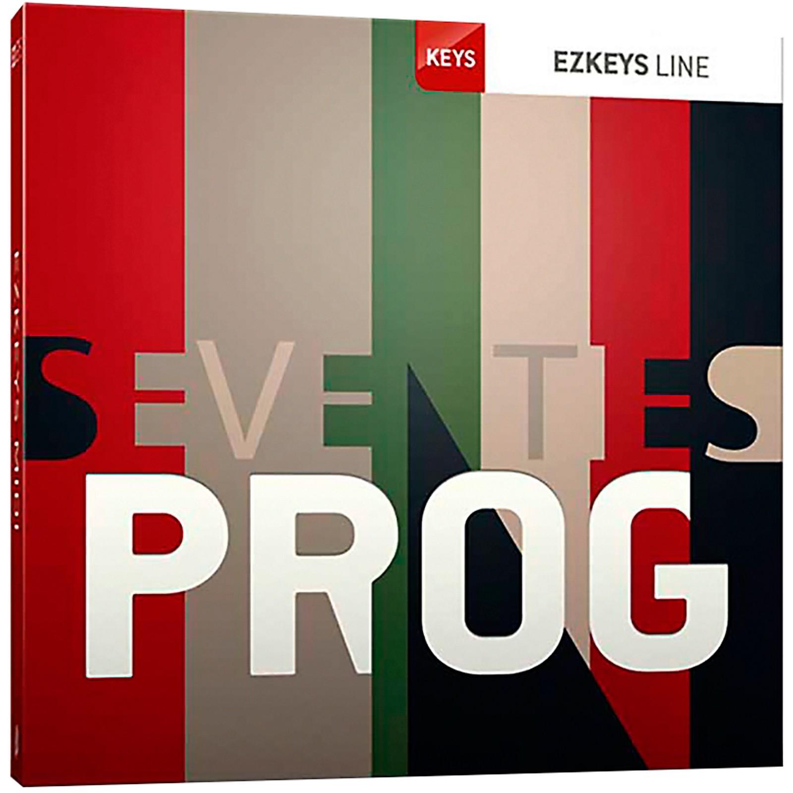 Toontrack Seventies Prog EZkeys MIDI (Download)