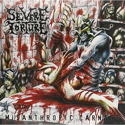 Alliance Severe Torture - Misanthropic Carnage