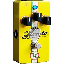 Open BoxKeeley Sfocato Fuzz Wah Guitar Effects Pedal
