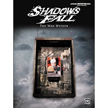 Alfred Shadows Fall The War within Guitar Tab Songbook