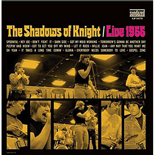 Alliance Shadows of Knight - Live 1966