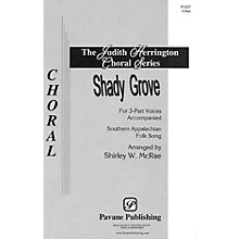 Pavane Shady Grove 3 Part arranged by Shirley McRae