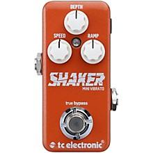 Open BoxTC Electronic Shaker Mini Vibrato Guitar Effects Pedal