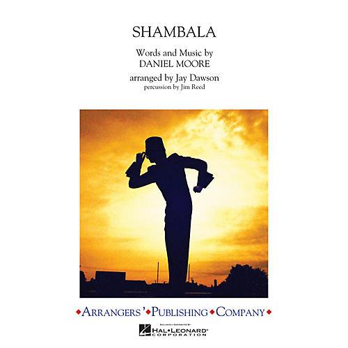 Arrangers Shambala Marching Band Level 3 by Three Dog Night Arranged by Jay Dawson