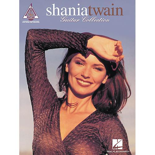 Hal Leonard Shania Twain Guitar Tab Songbook Collection
