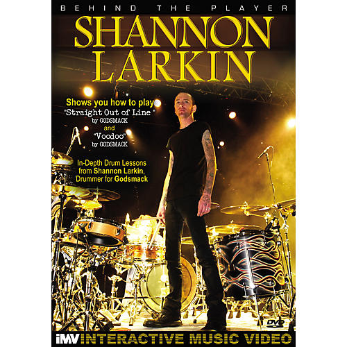 IMV Shannon Larkin - Behind the Player DVD