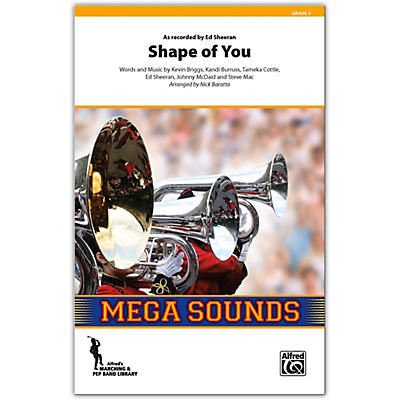 Alfred Shape of You Conductor Score 3 (Medium)