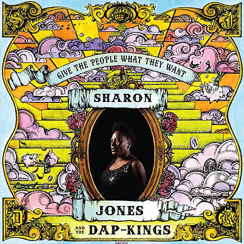 Alliance Sharon Jones - Give the People What They Want