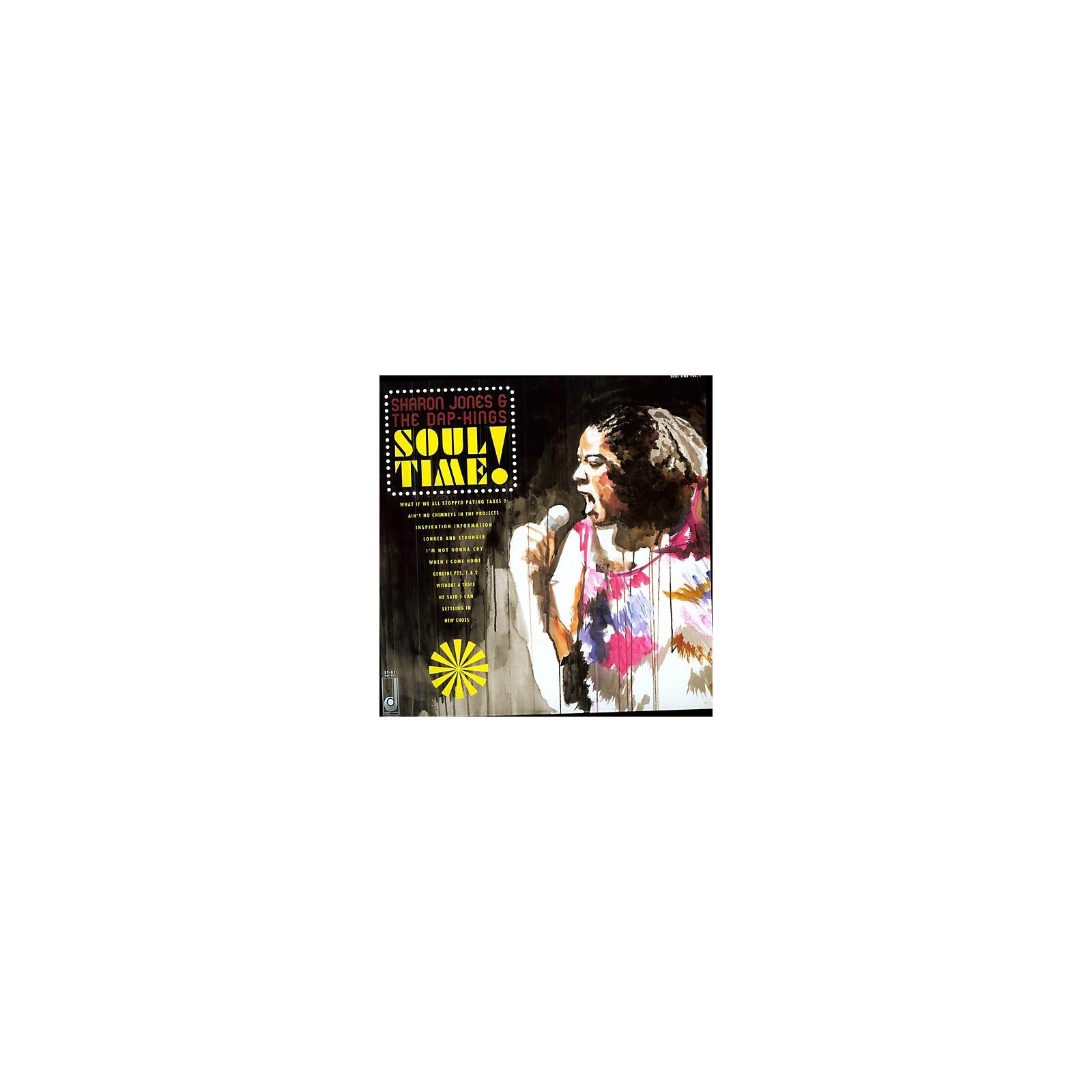 Alliance Sharon Jones - Soul Time
