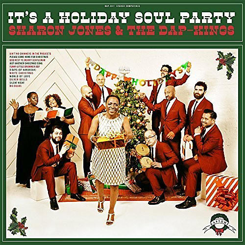 Alliance Sharon Jones & the Dap-Kings - It's a Holiday Soul Party
