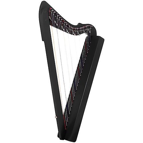 Rees Harps Sharpsicle Harp Black