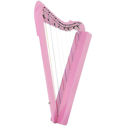 Rees Harps Sharpsicle Harp Pink