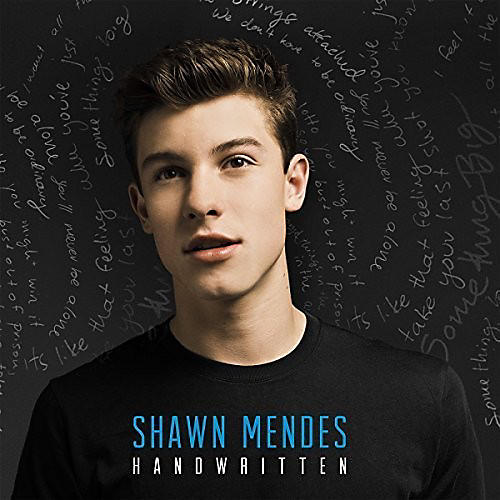 Alliance Shawn Mendes - Handwritten