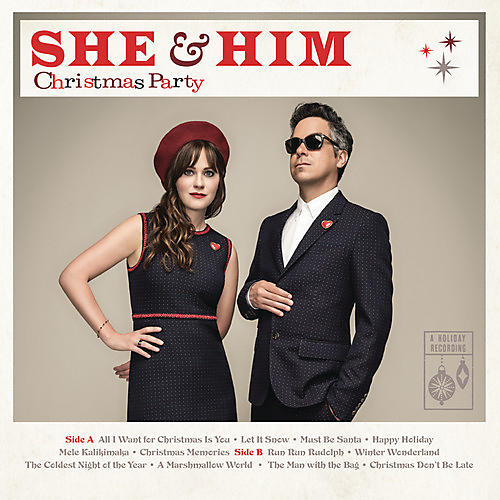 Alliance She & Him - Christmas Party