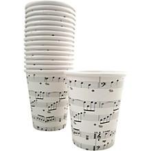 AIM Sheet Music Paper Cups 9oz