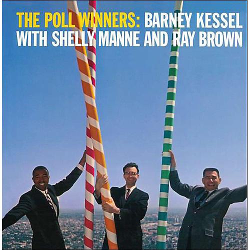 Alliance Shelly Manne - Poll Winners