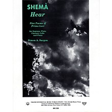 Transcontinental Music Shemà: Hear (Five Poems of Primo Levi) Transcontinental Music Folios Series