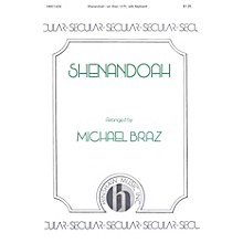 Hinshaw Music Shenandoah 2-Part arranged by Michael Braz