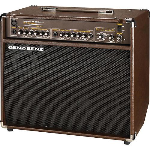 Genz Benz Shenandoah Series SHEN-80LT 80W 2x6.5 Acoustic Guitar Combo Amp