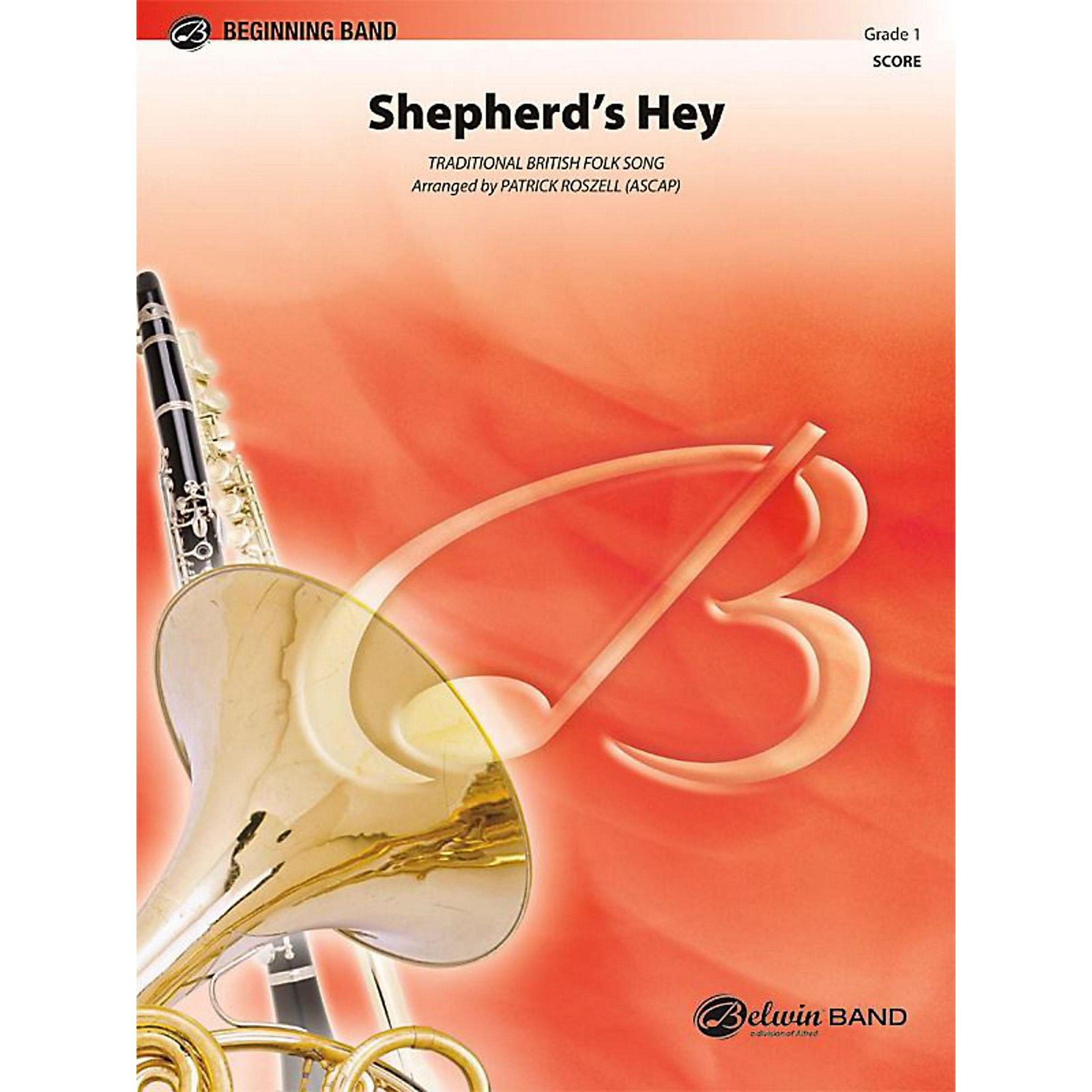 BELWIN Shepherd's Hey Grade 1 (Very Easy)
