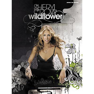 Alfred Sheryl Crow Wildflower Guitar Tab Songbook