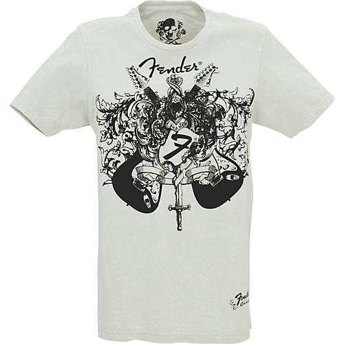 Fender Shield Men's T-Shirt