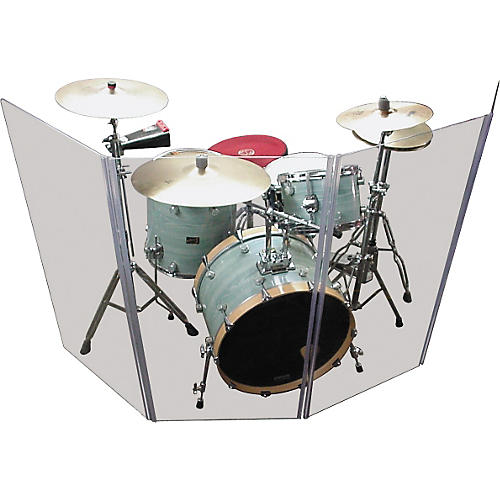 DrumOne Shield Two Drum Shield