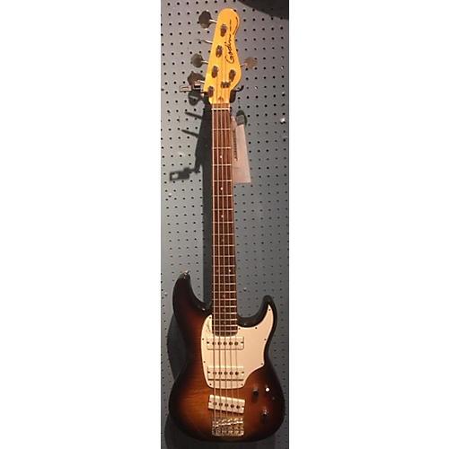 Godin Shifter 5 Electric Bass Guitar 3 Color Sunburst