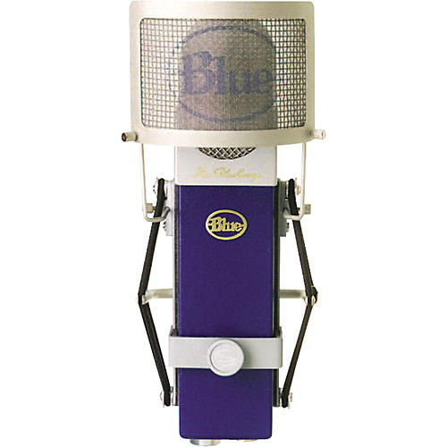 BLUE Shockmount and Filter for Blueberry Mic