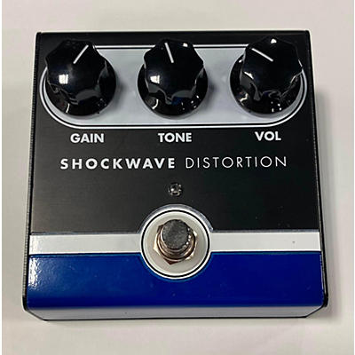 Jet City Amplification Shockwave Distortion Effect Pedal