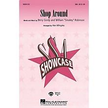 Hal Leonard Shop Around SSA by The Miracles arranged by Alan Billingsley