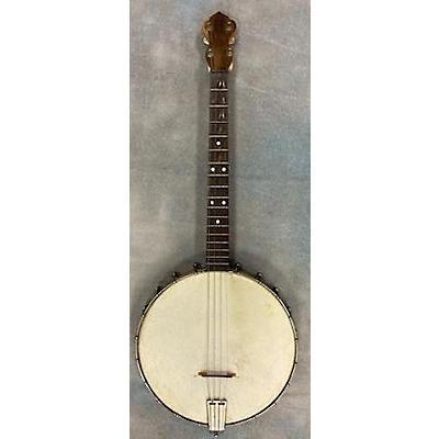 Slingerland Short Scale 4 String Banjo