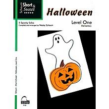 SCHAUM Short & Sweet Halloween, Level One Elementary