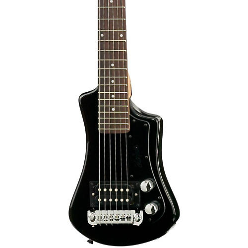 Travel Electric Guitar >> Hofner Shorty Electric Travel Guitar Musician S Friend