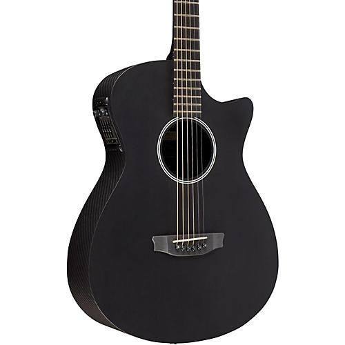 RainSong Shorty Satin Acoustic-Electric Guitar