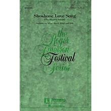 Hal Leonard Shoshone Love Song (The Heart's Friend) 2-Part Arranged by Roger Emerson