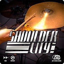 Joey Sturgis Drums Shoulder City Complete