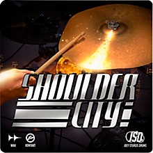 Joey Sturgis Drums Shoulder City Cymbals