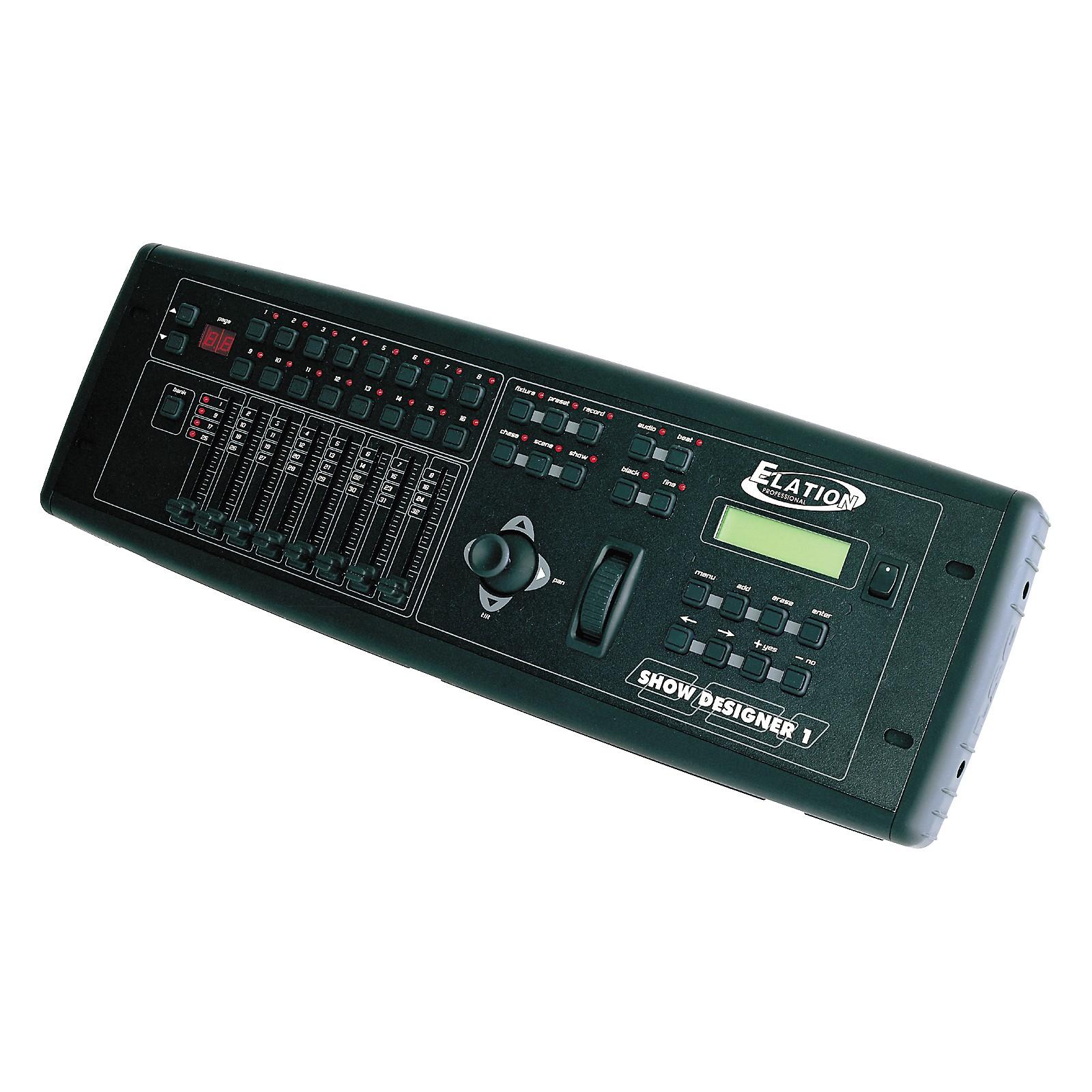 Elation Show Designer DMX512 Controller
