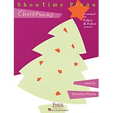 Faber Piano Adventures ShowTime Christmas (Level 2A) Faber Piano Adventures Series CD