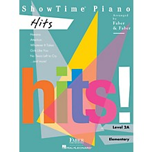 Faber Piano Adventures ShowTime Piano Hits Level 2A