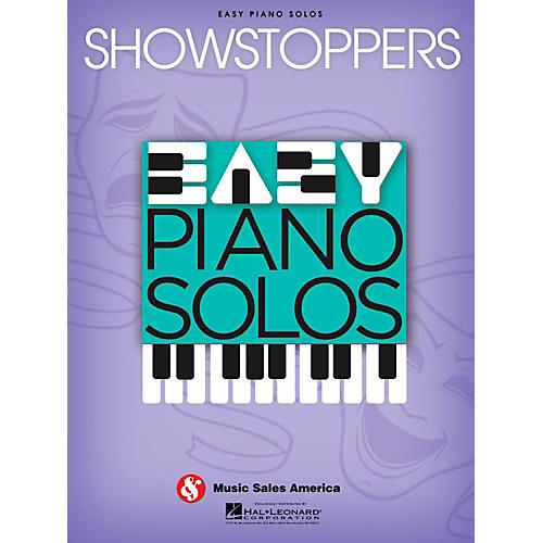 Music Sales Showstoppers - Easy Piano Solos Series