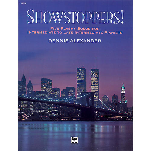 Alfred Showstoppers!