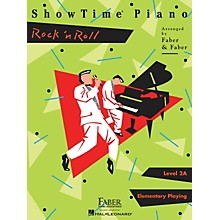 Faber Piano Adventures Showtime Piano Rock 'N' Roll Faber Piano Adventures Series