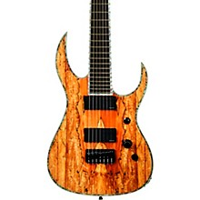 Shredzilla Extreme 7-String Electric Guitar Spalted Maple