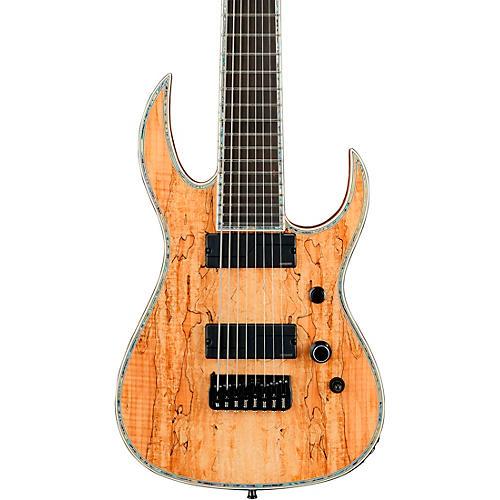 B.C. Rich Shredzilla Extreme 8 8-String Electric Guitar Spalted Maple