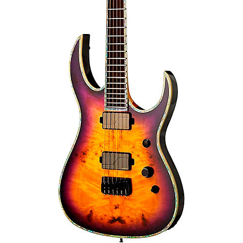 B.C. Rich Shredzilla Extreme Electric Guitar Purple Haze
