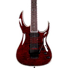 Shredzilla Prophecy Archtop with Floyd Rose Electric Guitar Black Cherry