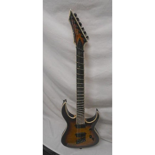B.C. Rich Shredzilla... Solid Body Electric Guitar Purple Haze