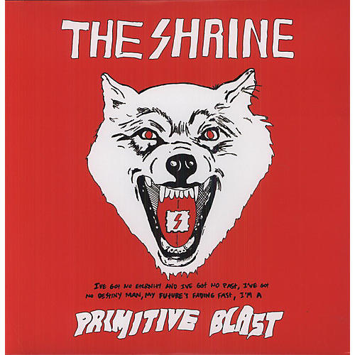 Alliance Shrine - Primitive Blast